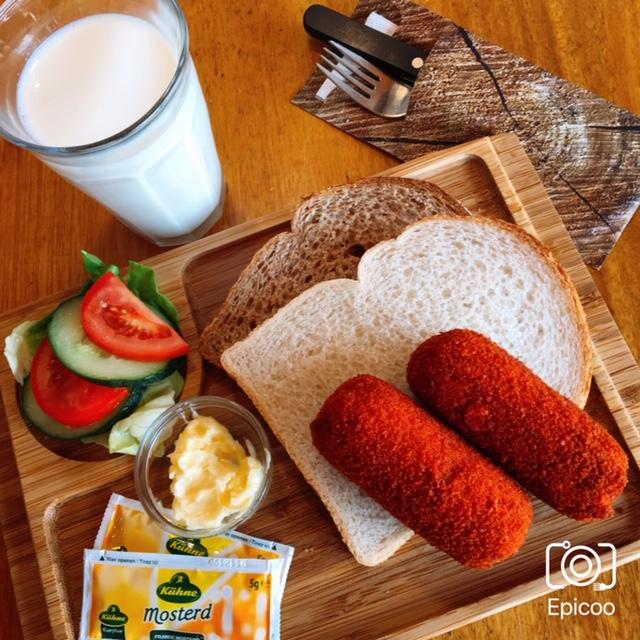 Broodje van de maand augustus