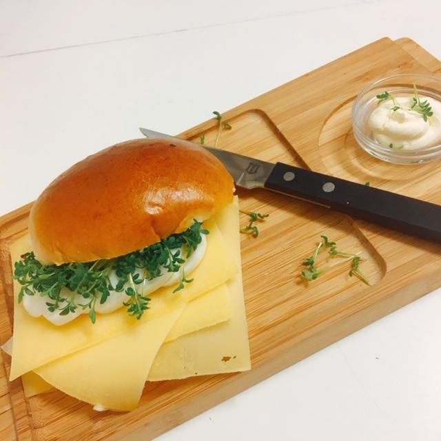 Broodje van de maand september